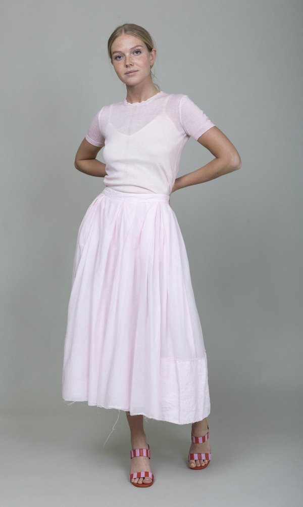 H+ Hannoh Wessel Jelene Skirt - Pink