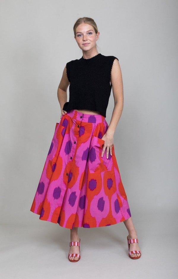 Rhode Resort Tiana Skirt - Ikat