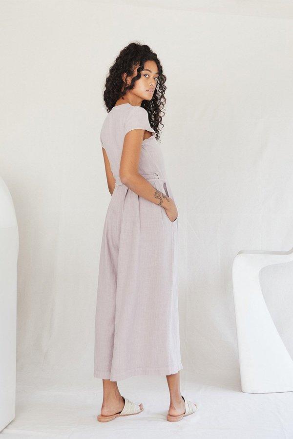 Angela Jumpsuit - Lavender