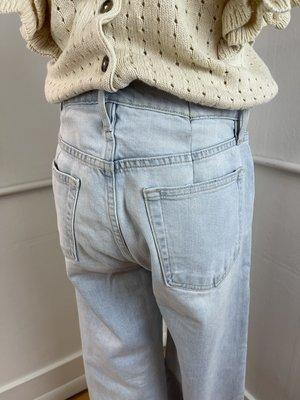 "Frame Denim ""Le California Jean"" Light Wash Denim (26)"
