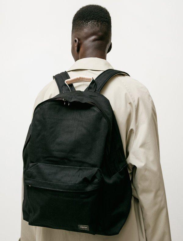 Porter Noir Day Pack - Black
