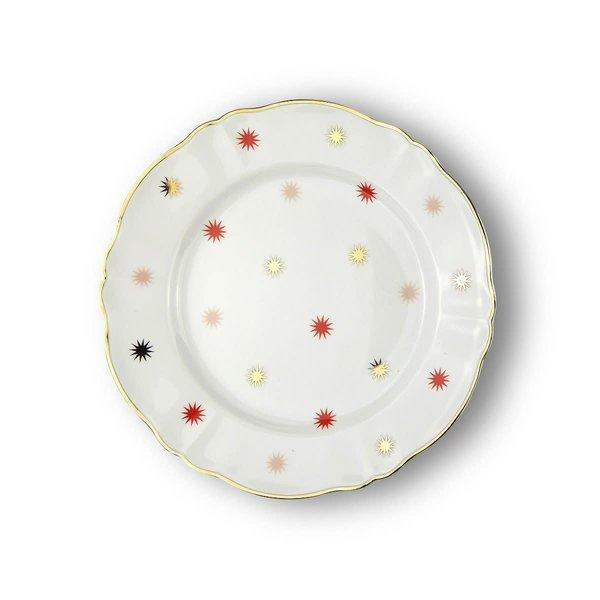 Starburst Dinner Plate
