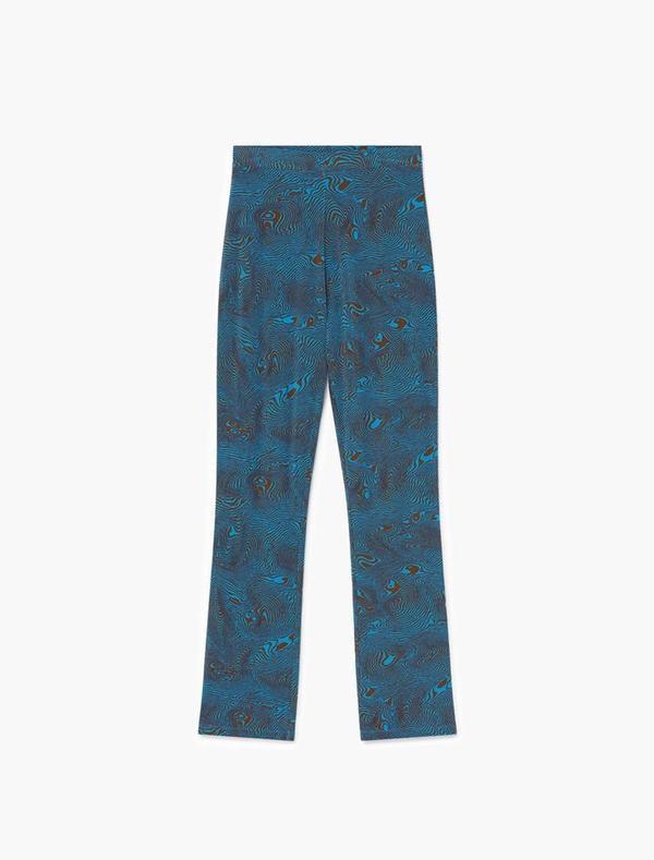Paloma Wool Lohan Pants - Blue Swirl