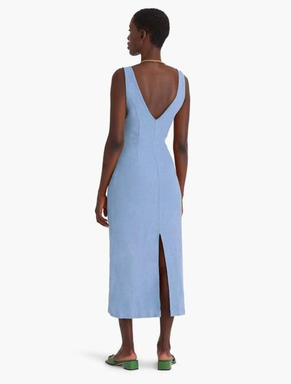 Paloma Wool Emma Dress - Light Blue
