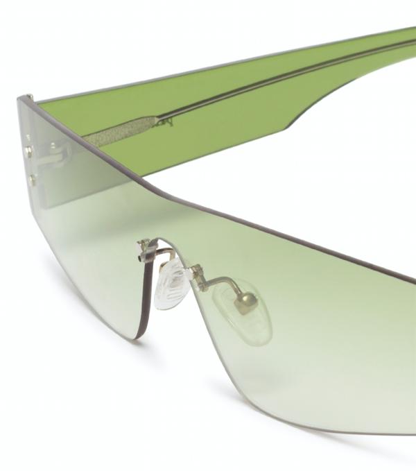 Paloma Wool Grissom Sunglasses - Green
