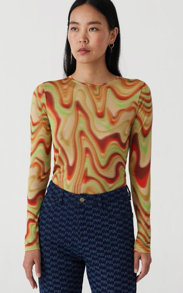 Paloma Wool Dilema Top
