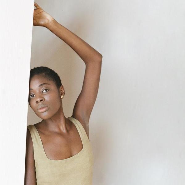 Maria Stanley Bodysuit - Sage