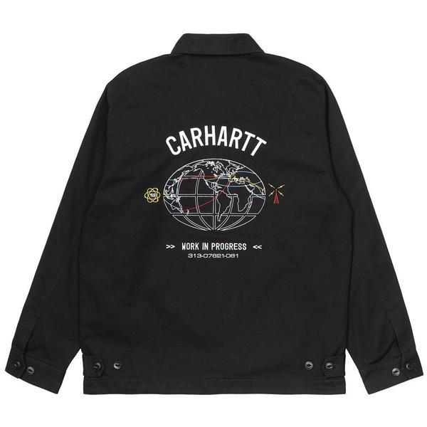 Cartograph Jacket 'Black'