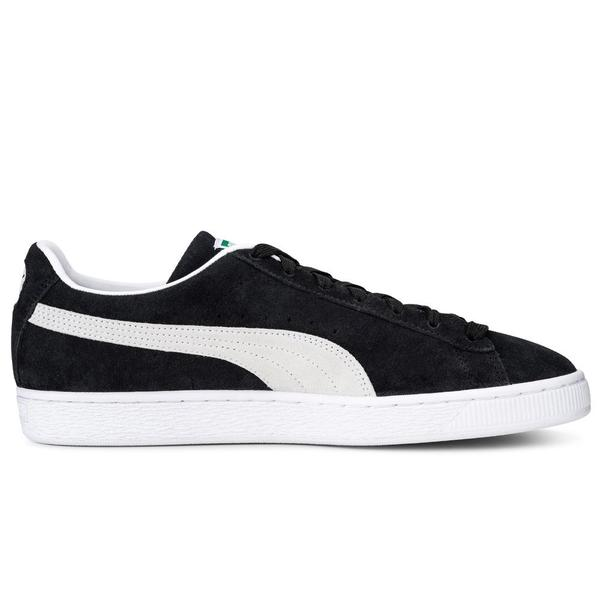 Suede Classic XXI 'Puma Black - Puma White'