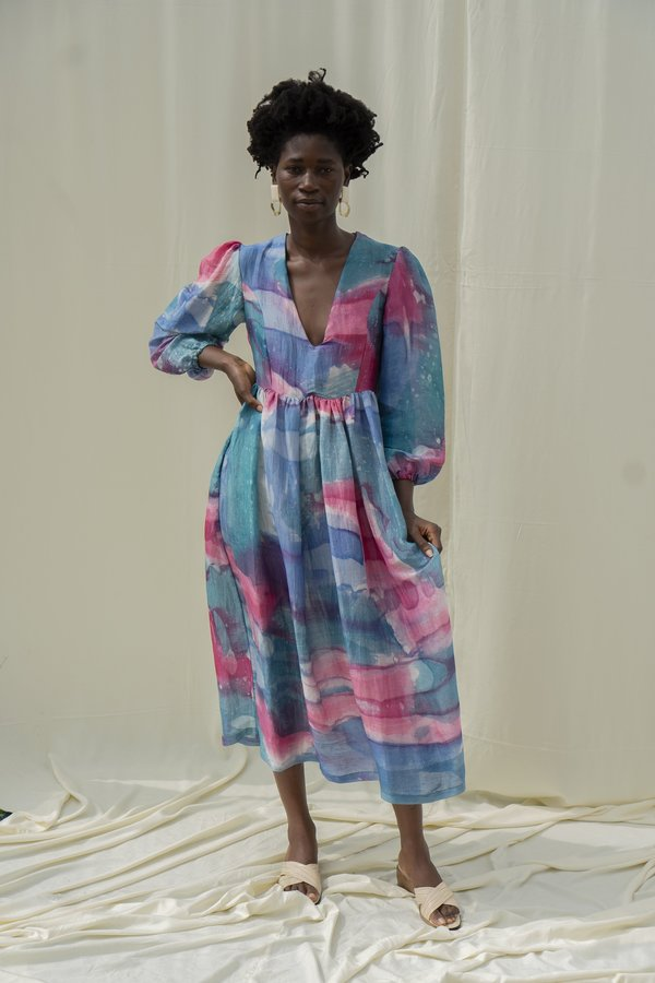 ReRuns Esaso Dress in Your Mother
