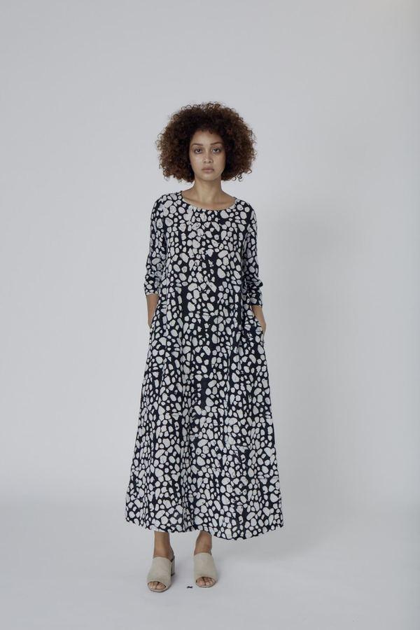 ReRuns Nima Dress in Dot
