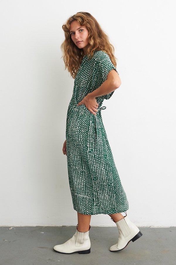 ReRuns Sampa Dress in Bullfrog