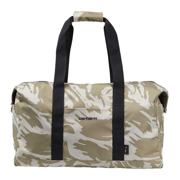 Payton Sport Bag 'Camo Brush / Sandshell / Black'