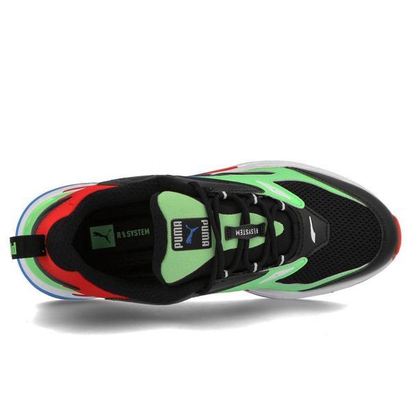 Rs-Fast 'Puma Black - Elektro Green - High Risk Red'