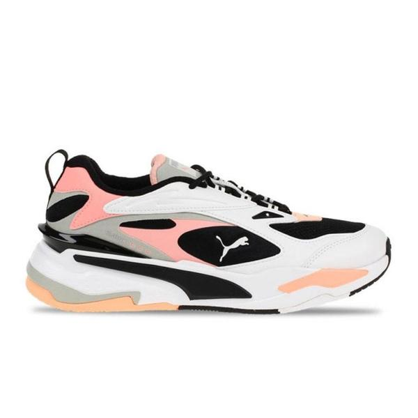 RS-Fast 'Puma Black - Puma White - Elektro Peach'
