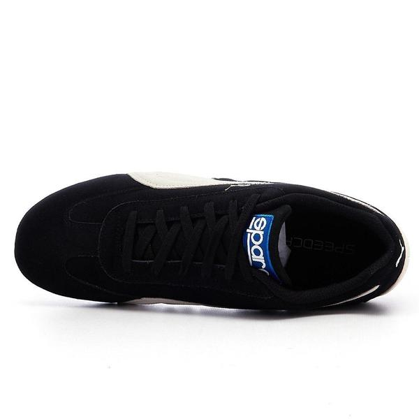 Speedcat OG+ Sparco 'Puma Black - Whisper White'