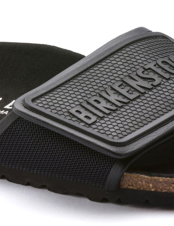 Birkenstock Tema Slide (Micro Fibre) - Black