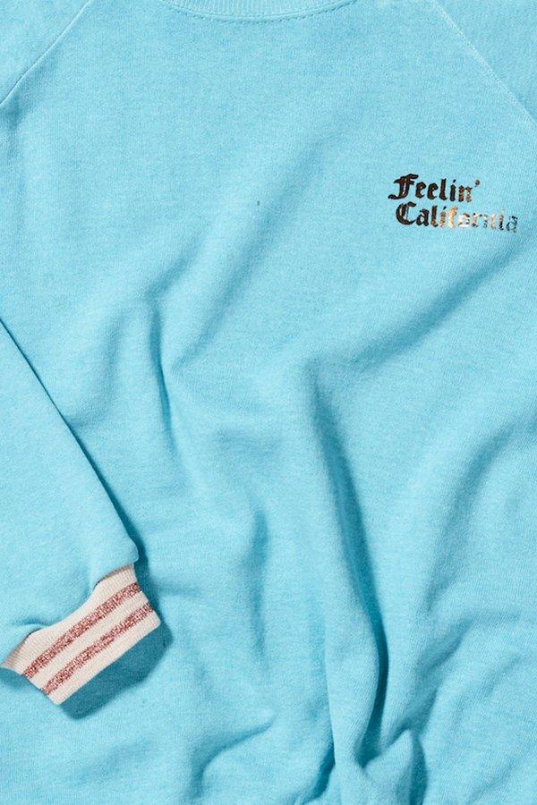 Vintage AqC Samy Feelin' California #17 Sweatshirt