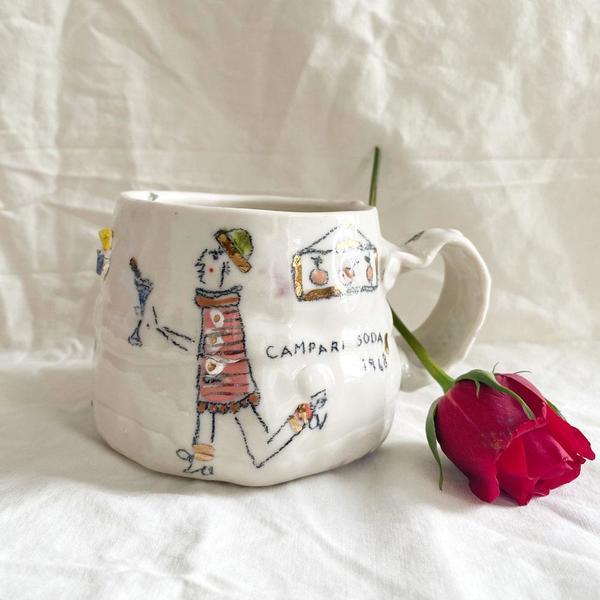 Campari Soda Mug