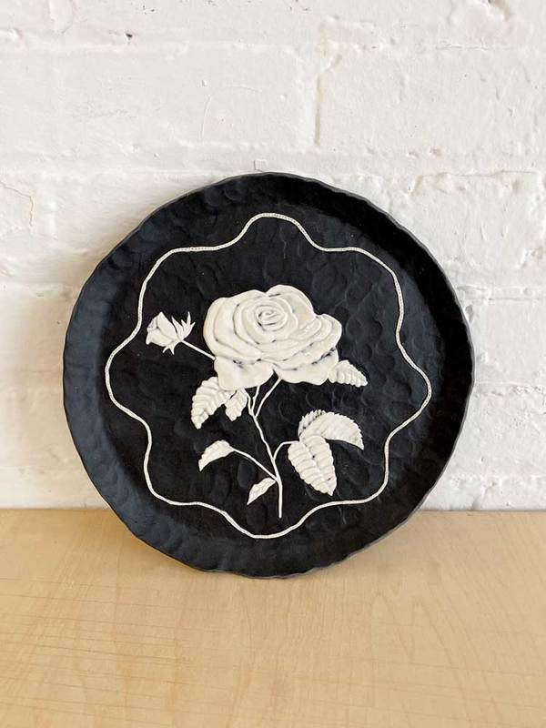 Rose Plate I