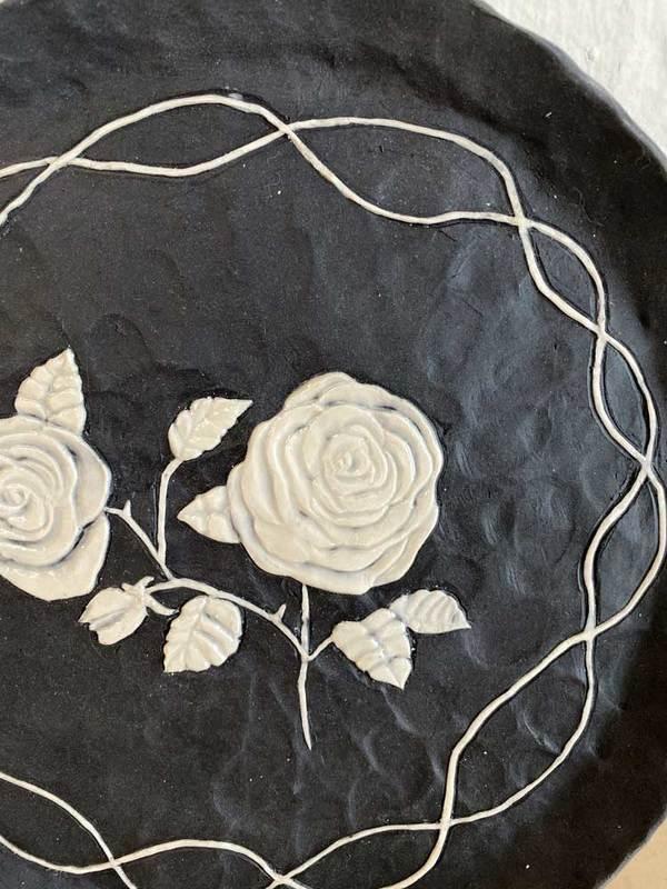 Rose Plate II