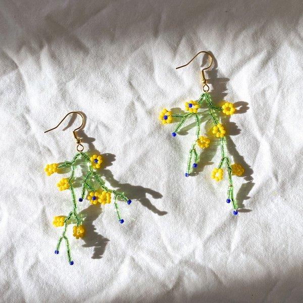 Spring Bloom Earrings