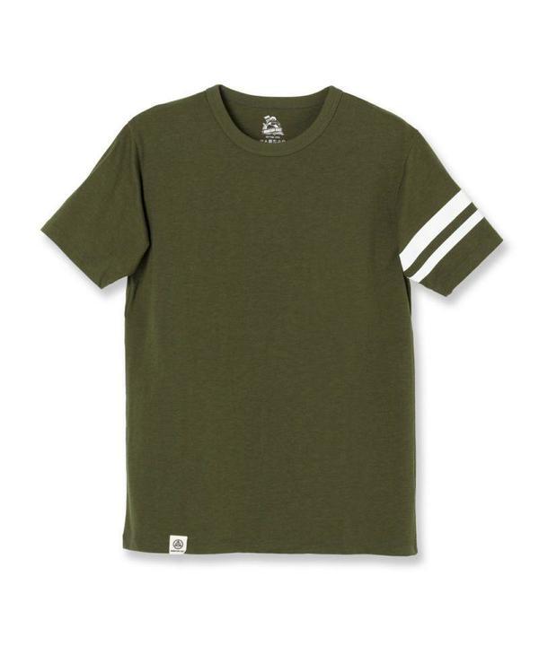 Zimbabwe Cotton T-Shirt OD