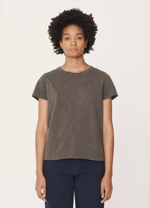 Day Cotton Jersey T-Shirt Olive