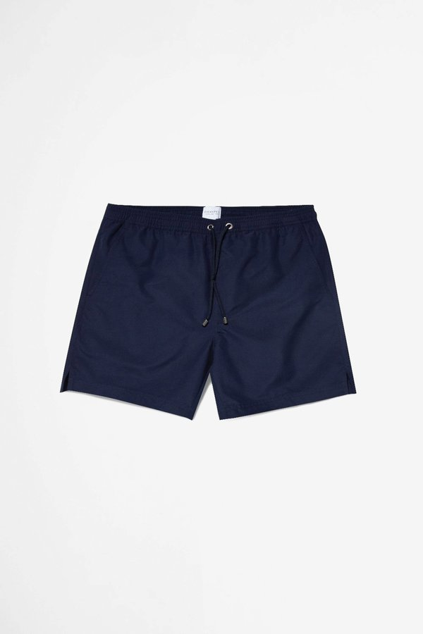 Sunspel Swim Short - Navy