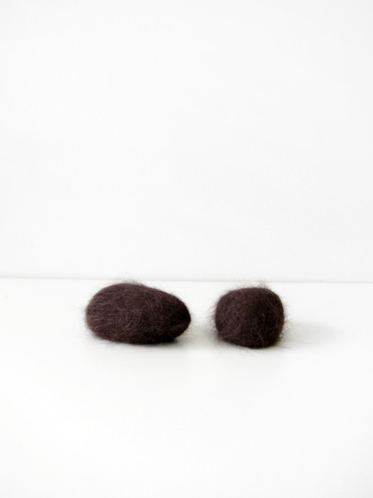Various Projects Angora Rock, Brown, Small