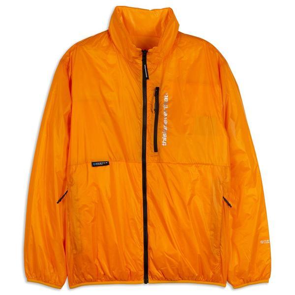 thisisneverthat Pertex SP Reversible Jacket - yellow