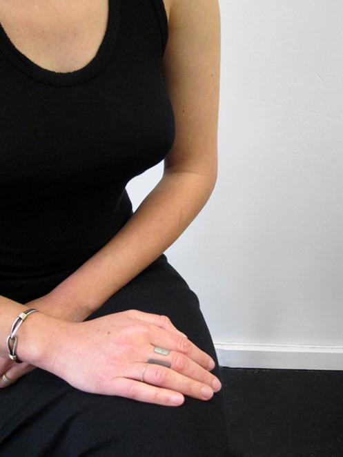 Kat Seale Asymmetric Ring
