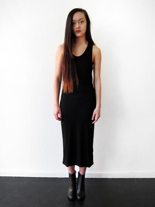 Ann-Sofie Back BACK Logo Dress