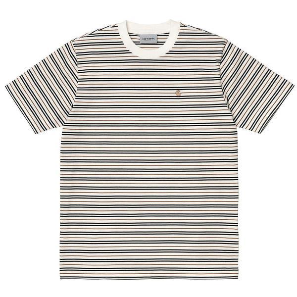 CARHARTT WIP S/S Akron T-Shirt - Wax