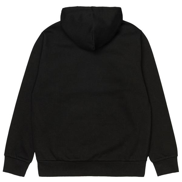 CARHARTT WIP Hooded Script Embroidery Sweat - Black