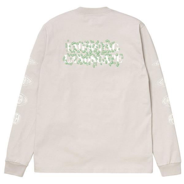 CARHARTT WIP L/S Landscape T-Shirt - Glaze