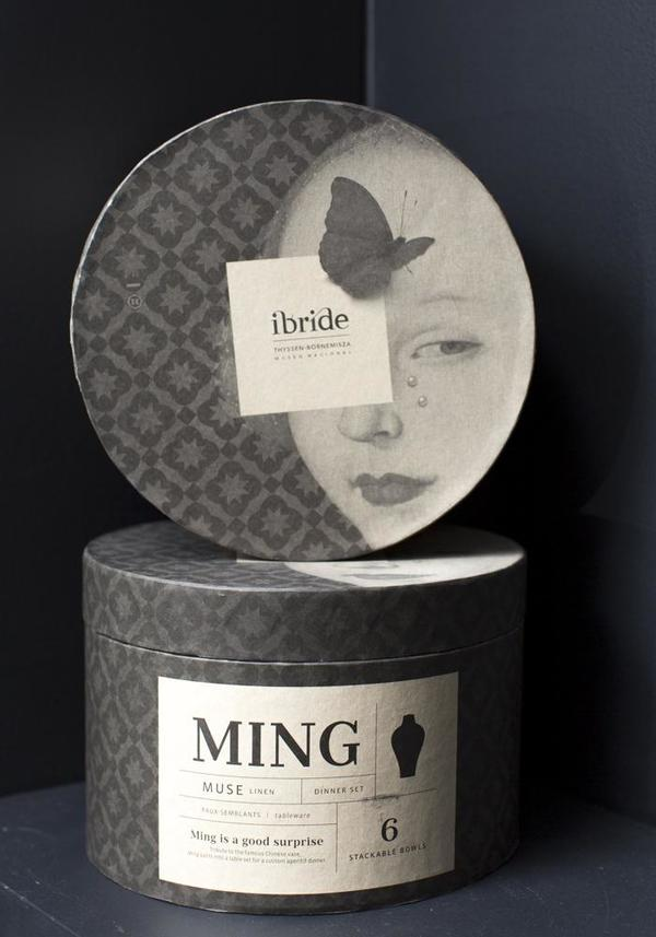 ibride Muse Ming Stacking Set
