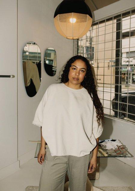 Rachel Comey Fondly Sweatshirt - Dirty White