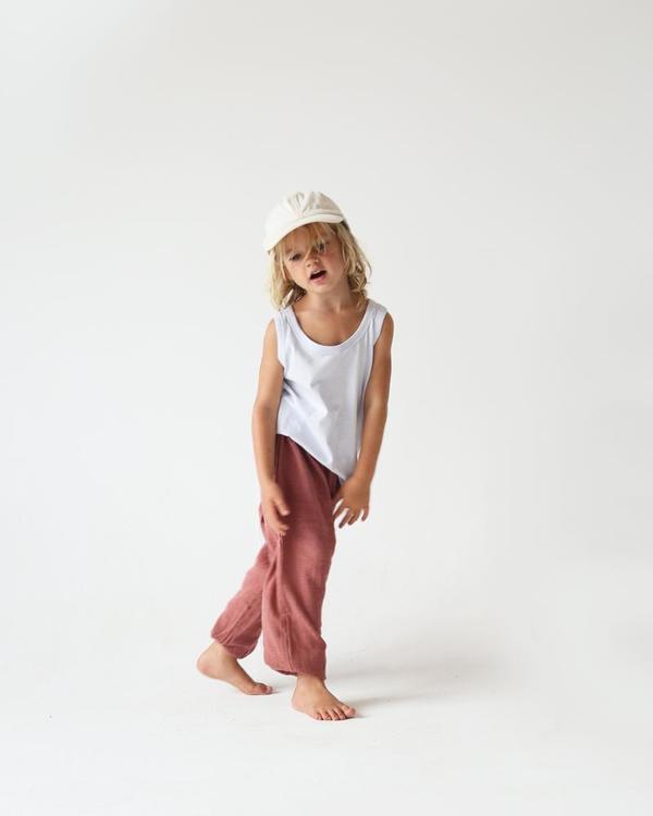kids Summer & Storm Harem Pant - Berry