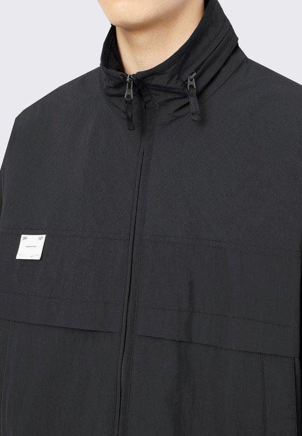 ThisIsNeverThat DSN SUPPLEX Jacket - black