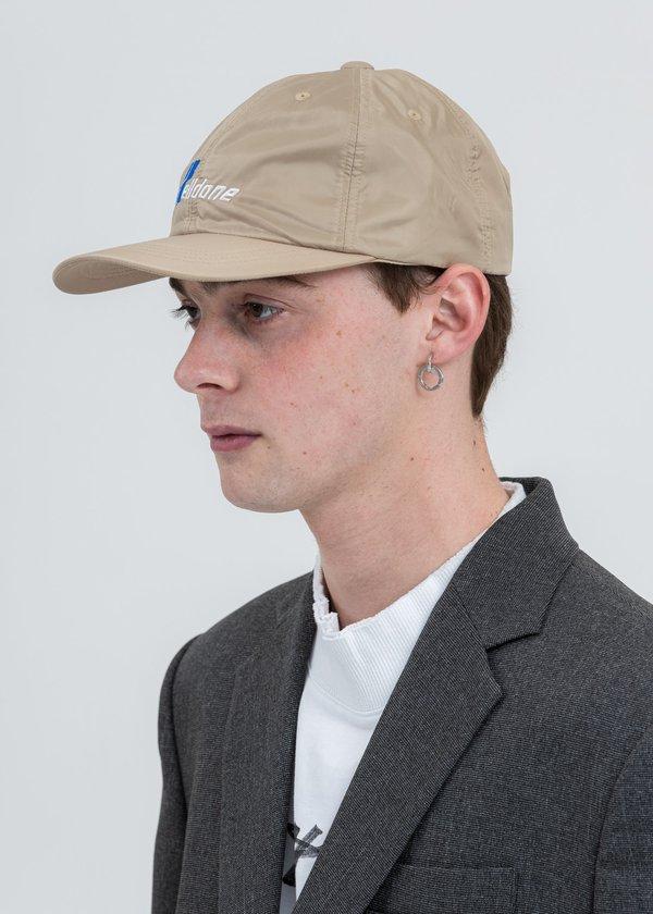 We11done Vinyl Cap - Beige
