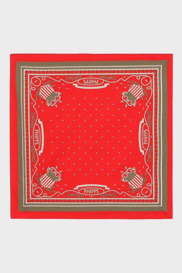 PHIPPS Classic Patriot Bandana - Red