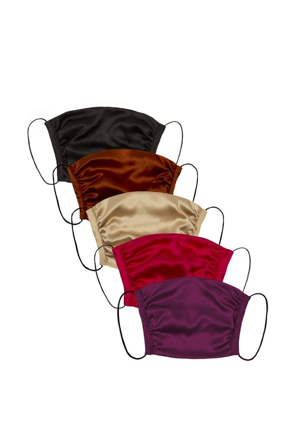 KES 5 in 1 Pack Peace Face Covering - Urban Bundle