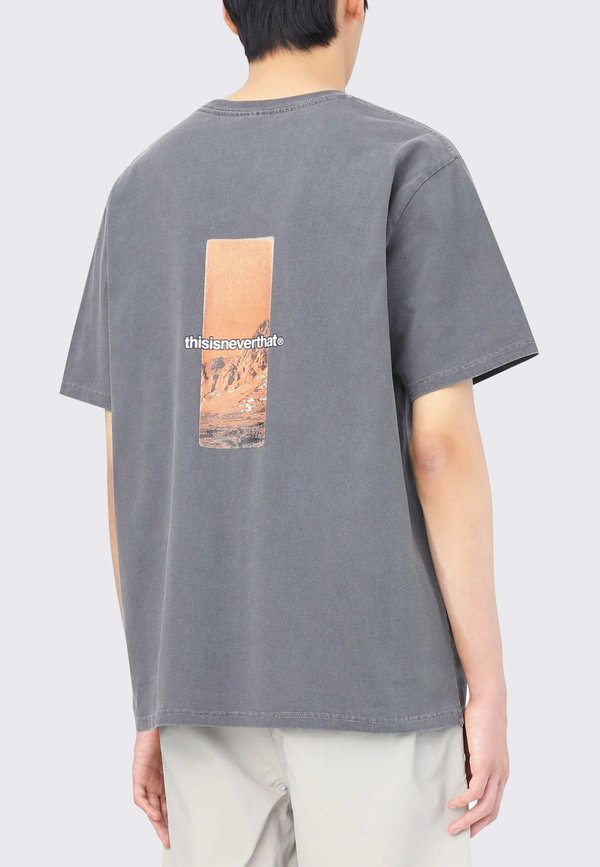 ThisIsNeverThat Overdyed Mars T-Shirt - dark slate
