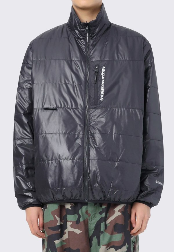 ThisIsNeverThat PERTEX SP Reversible Jacket - black