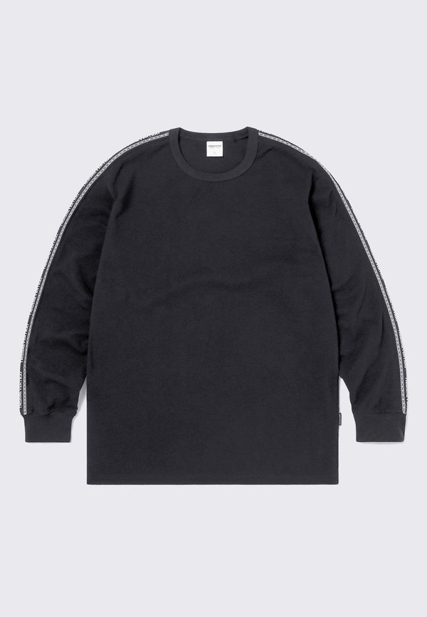 ThisIsNeverThat Taped Long Sleeve - black