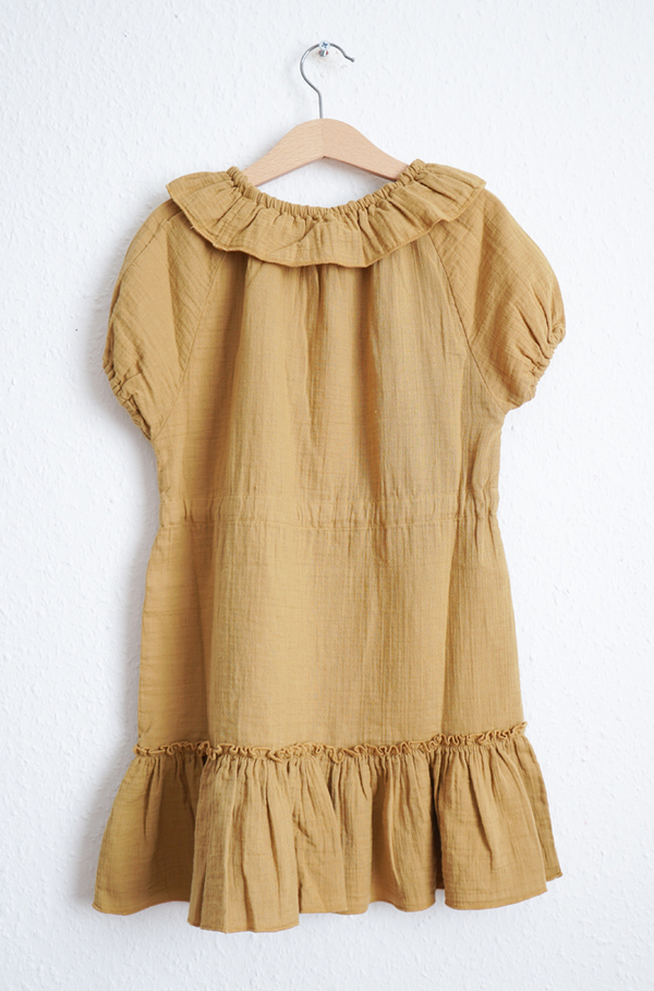 kids LiiLU Clara Dress - pistachio