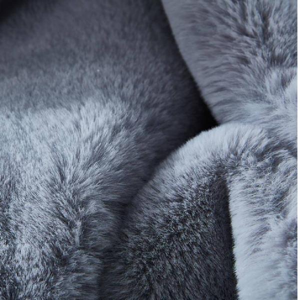 Design Life Kids Faux Fur Throw