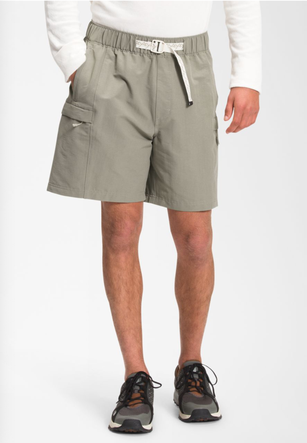 The North Face Class V Belted Short - Mineral Grey