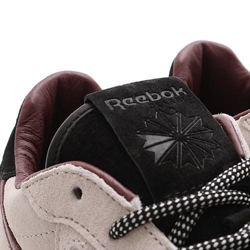 REEBOK CERTIFIED X SOCIAL STATUS NPC UK DAPPER COURT / TAN SUEDE